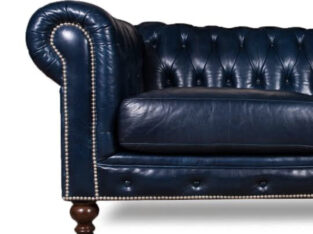 WANTED: Vintage leather chesterfield sofa